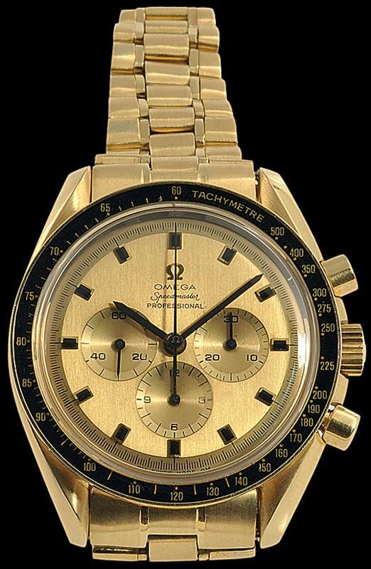 1969 Appollo XI: 1014 Exemplare gibt es in Gold zur Feier der Mondlandung