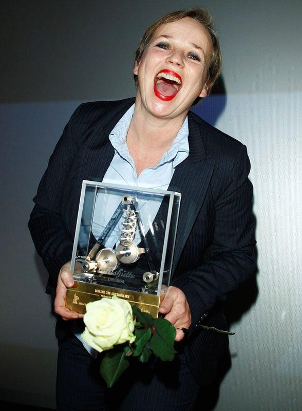 Gewinnerin des Förderpreises von Glashütte Original und der Berlinale