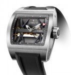Die Ti-Bridge Power Reserve von Corum