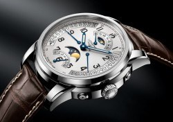 Der Retrograde Mondphase aus der Saint-Imier Collection von Longines