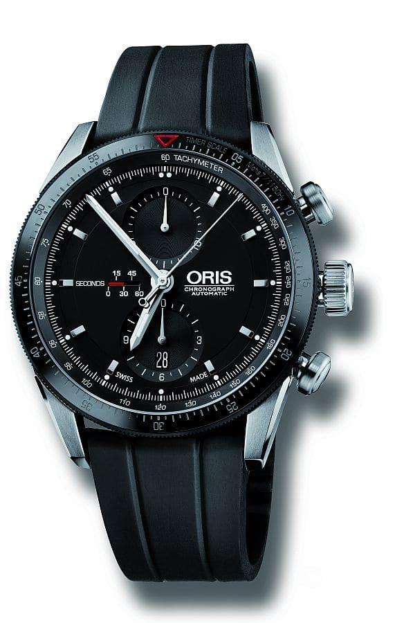 Rennsportaffinität: der Oris Artix GT Chronograph