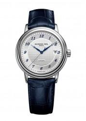 Raymond Weil verkauft fünf Uhren für einen guten Zweck