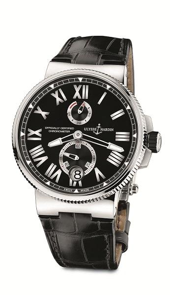 Der neue Marine Chronometer von Ulysse Nardin