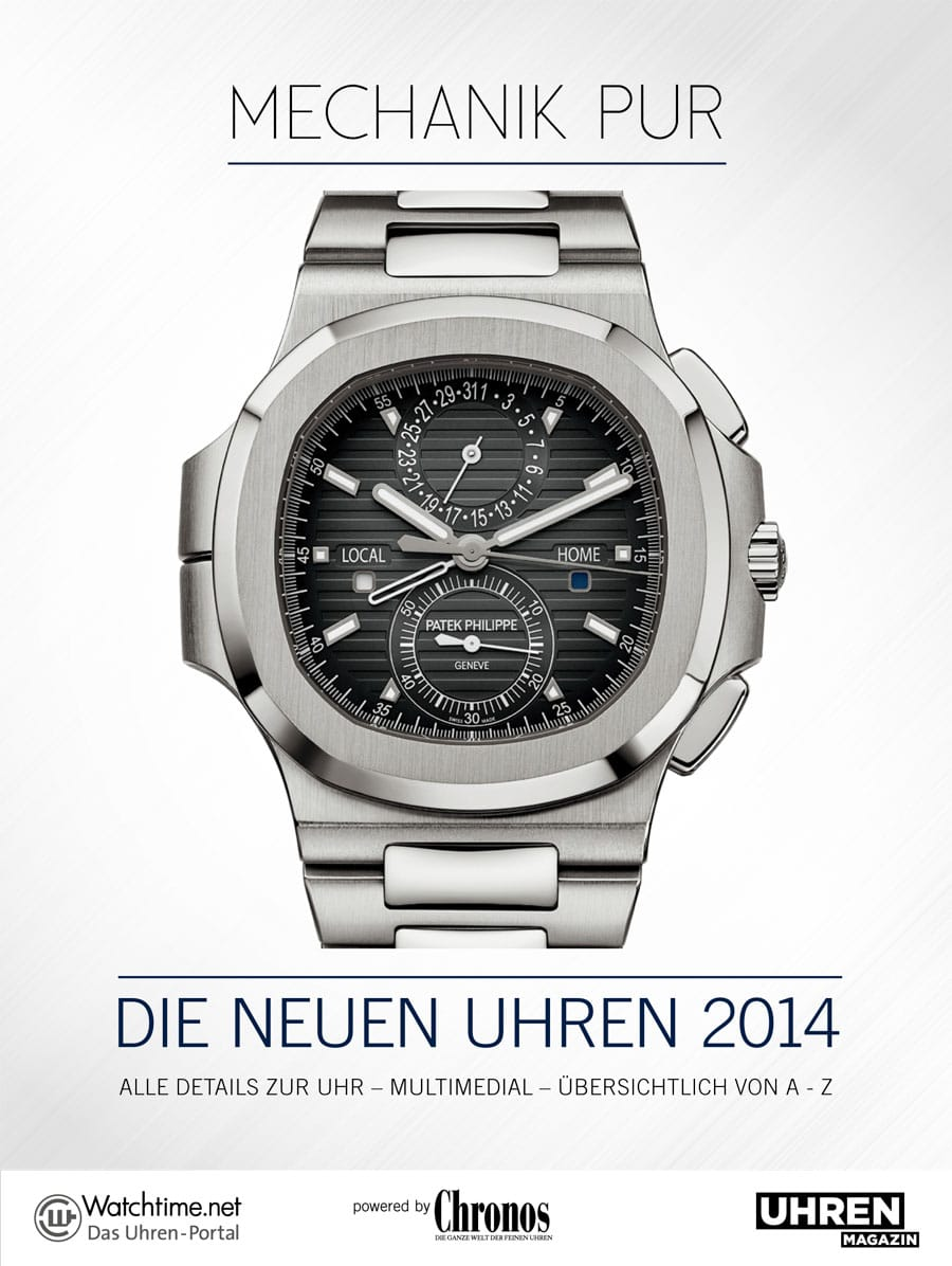 ePaper Herrenuhren Baselworld 2014