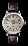 Jetzt Swiss made: das Uhrenmodell Douglas von Aviator