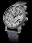 Ganz in Grau: der TimeWalker Chronograph TwinFly GreyTech von Montblanc