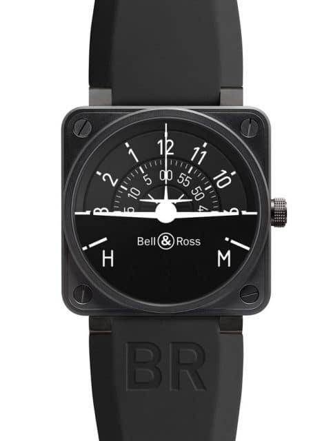 Uhr fürs Cockpit: die BR01 Turn Coordinator von Bell & Ross