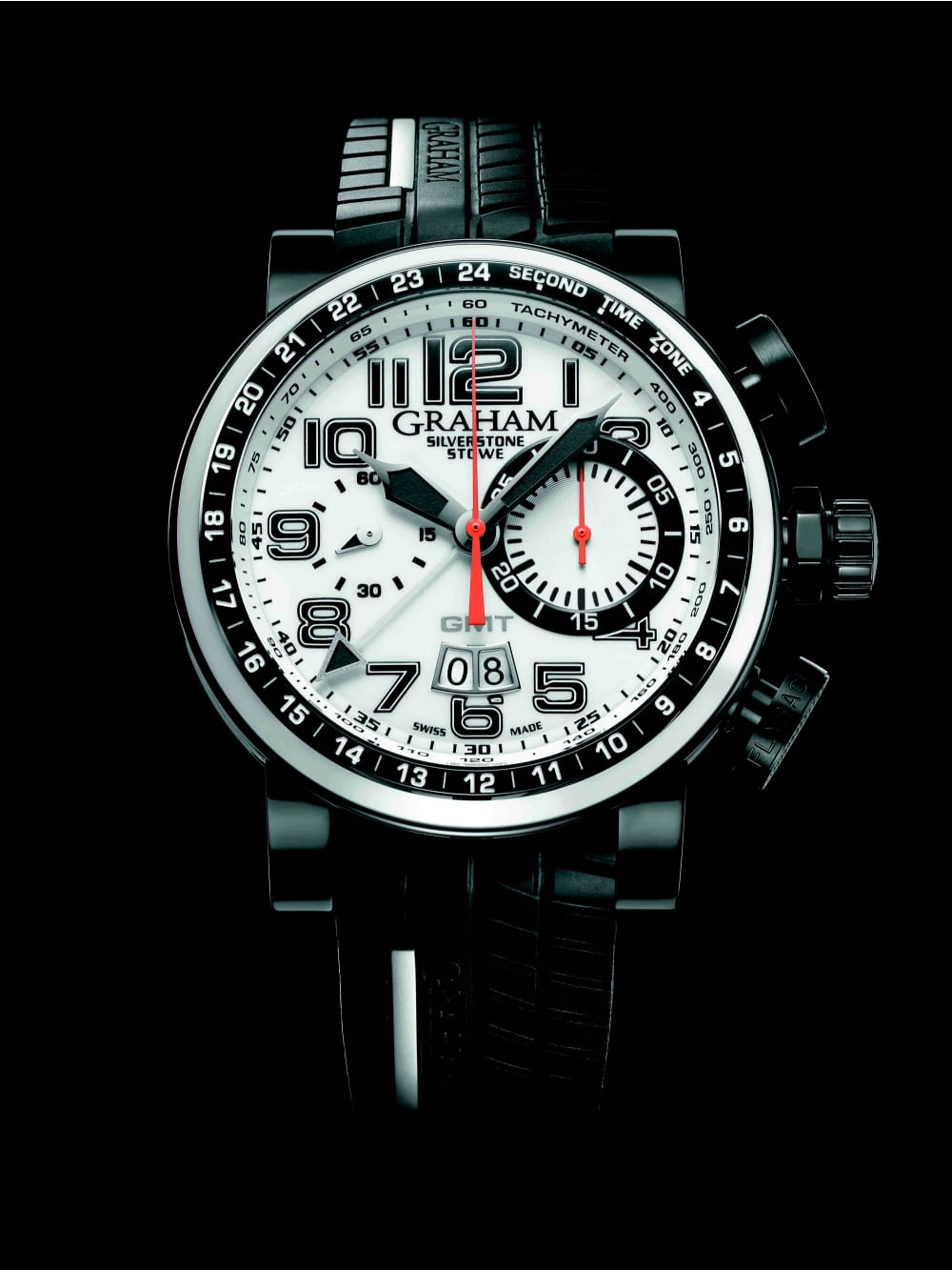Graham Stowe GMT white/black