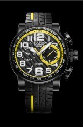 Graham Stowe Racing black/yellow