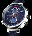 Die Tambour Spin Time Regatta von Louis Vuitton