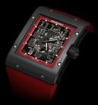 Uhr der Kontraste: die RM 016 Black Night Limited Edition