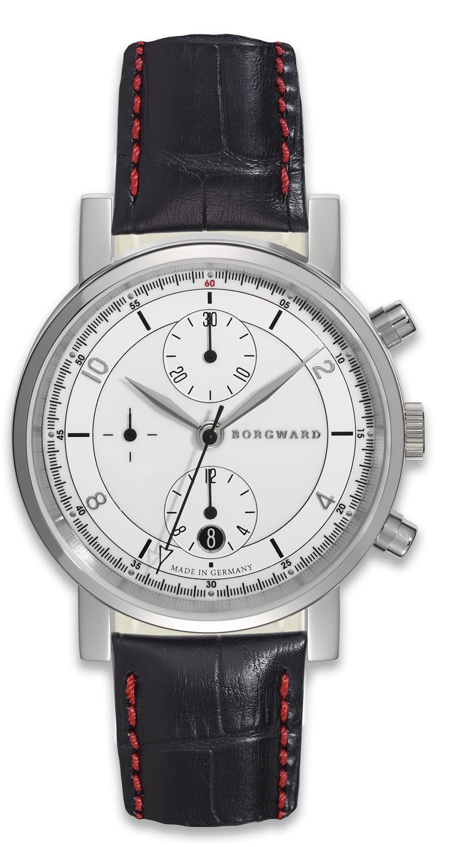 Von Borgward: der P100 Chronograph