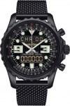 Die Chronospace Blacksteel stellt Breitling nur 1000-mal her