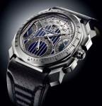 Uhr im Maserati-Design: die neue Octo Maserati von Bulgari