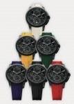 Sommerfarben: Jede Variante steht für einen Gott des Olymps.