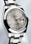 Von Rolex überarbeitet: die Oyster Perpetual Datejust II