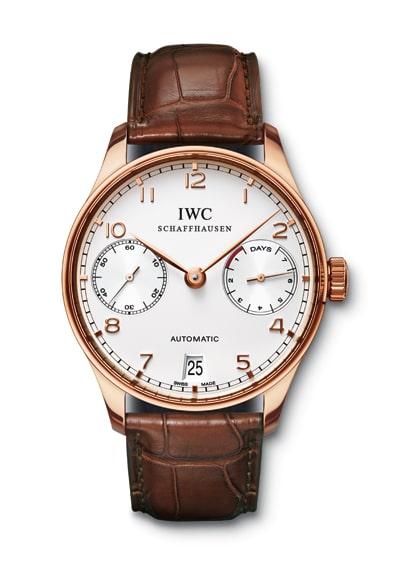 IWC Portugieser Automatik (18.000 €)