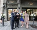 Glashütte Original eröffnet ihre zweite Boutique in Schanghai