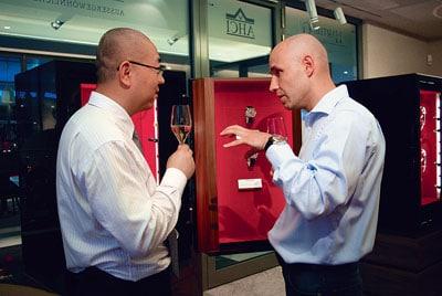 Stefan Kudoke, Uhrmachermeister aus Frankfurt/Oder, ist für seine Skelett-Unikate bekannt