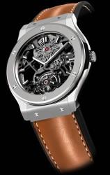 Hublot fertigt die Uhr zum Ferrari: Classic Fusion Skeleton Tourbillon 250 GTO 50th Anniversary