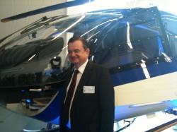 Lothar Schmidt, Inhaber Sinn, gab den Anstoß für die Entwicklung des TeStaF