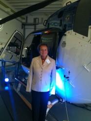 Martina Richter, leitende Redakteurin des UHREN-MAGAZINS, ist Mitglied des wissenschaftlichen Beirats