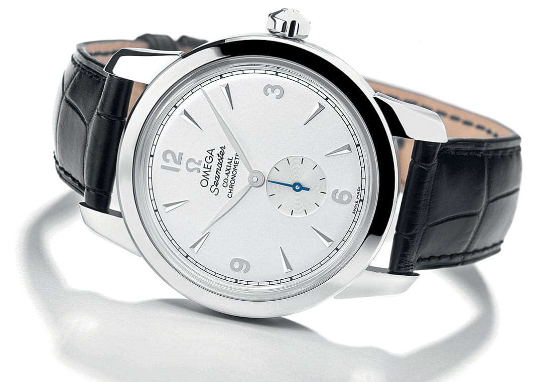 "Das Jubiläumsmodell Seamaster 1948 Co-Axial ""London 2012"" Limited Edition"
