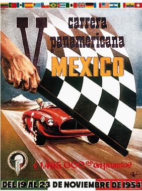 Carrera Panamericana: Nicht nur Sportwagen aus Stuttgart-Zuffenhausen tragen diesen Namen zur Erinnerung an das Straßenrennen in Mexiko