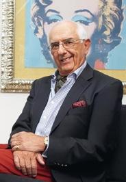 Jack Heuer, Urenkel des Firmengründers Edouard Heuer