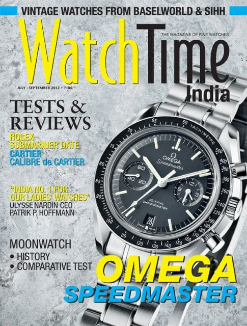 WatchTime India Cover