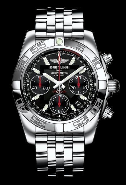 Begrenzt auf 2000 Stück: der Chronomat 41 Limited von Breitling