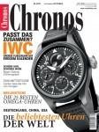Ab 31. August im Zeitschriftenhandel: Chronos 05.2012