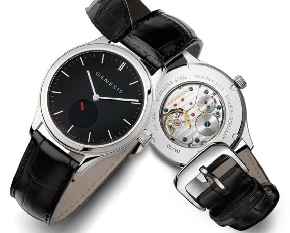 """une montre au """"minimalisme impeccable"""" ? CH_2011_03_Genesis-Rondo"""