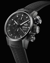 Der Chronorally Automatic Chronograph von Edox