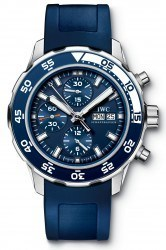 Der Aquatimer Chronograph von IWC