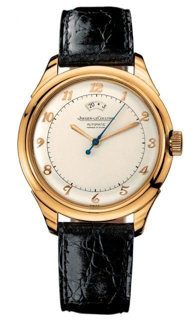 Die erste Uhr mit Gangreserveanzeige war die Powermatic von Jaeger-LeCoultre.