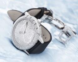 Jaeger-LeCoultre präsentiert zwei Uhrenkreationen aus ihrer Rendez-Vous-Art-Kollektion