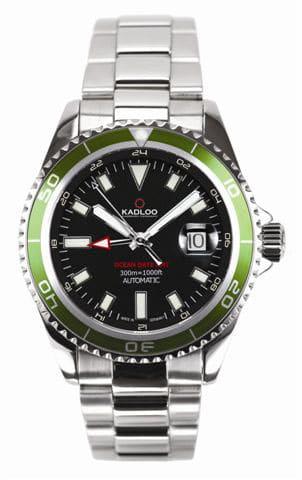 Kadloo Ocean Time GMT