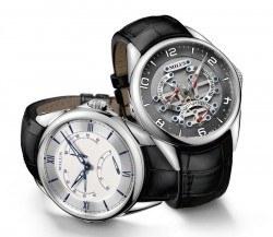 Milus lanciert zwei neue Uhrenmodelle der Tirion TriRetrograde