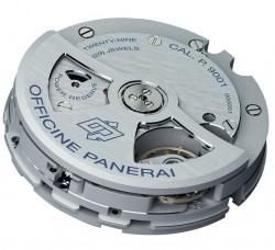 Panerai P.9001, Automatik