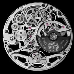 Piaget 1200S ultra-thin, Automatik