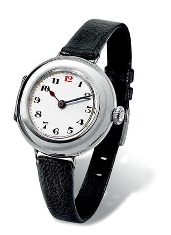 Mechanische Armbanduhr für Damen von Rolex aus dem Jahr 1905