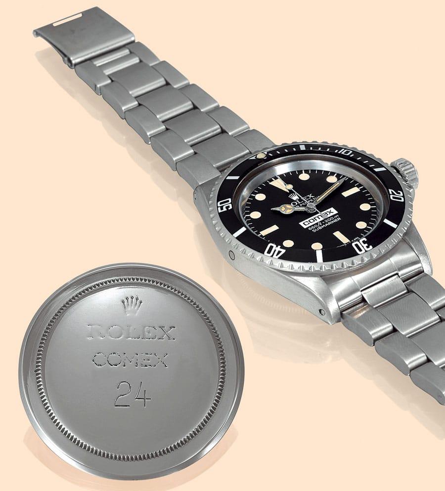 Rolex Submariner Comex 1970