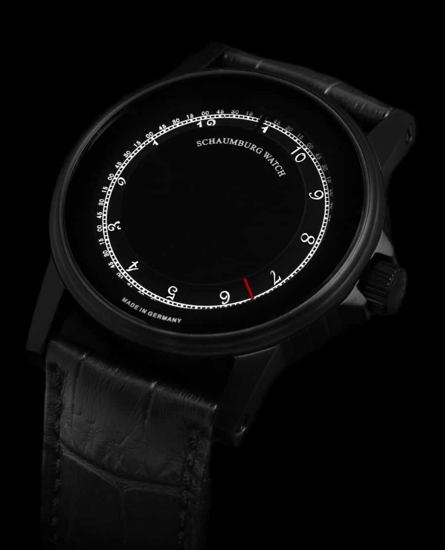 Das Uhrenmodell Mystic von Schaumburg Watch