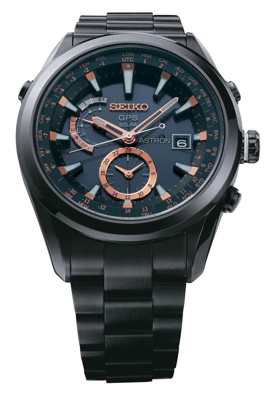 Die Seiko Astron SAST001 ist limitiert auf 2500 Stück weltweit.