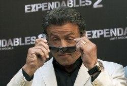 Sylvester Stallone trägt die Patravi TravelTec von Carl F. Bucherer