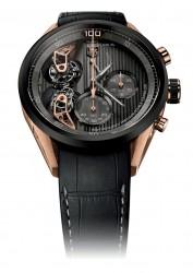 TAG Heuer MikrotourbillonS: Das Uhrwerk und der Chronograph arbeiten unabhängig voneinander