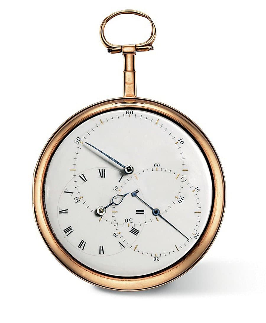 """Die Taschenuhr Nr. 93 von Johann Heinrich Seyffert (um 1807) inspiriert zum Richard Lange Tourbillon """"Pour le Mérite"""""""