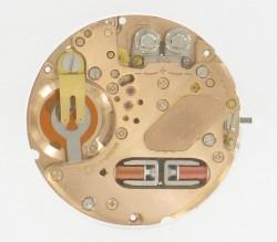 Eta-Esa 9164 in der Version als Tissot 2020: Bis 1977 wird das Kaliber produziert. Auch Omega, Longines und andere Marken setzen die Werke des großen Schweizer Rohwerkeherstellers ein