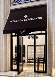 Neue Vacheron-Constantin-Boutique in Las Vegas